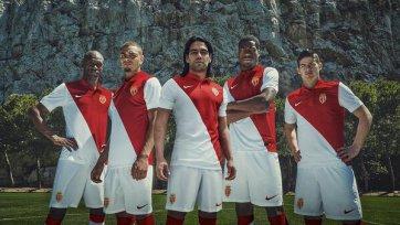 «Монако» презентовал форму на сезон 2014/15