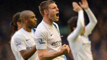 Джеймс Милнер намерен покинуть «Манчестер Сити»