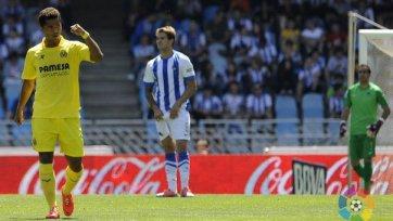 «Вильярреал» обыграл « Реал Сосьедад» и завершил сезон в шестерке