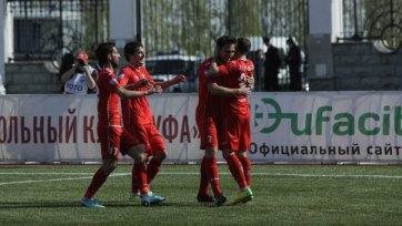 «Уфа» громит «Томь» и делает отличную заявку на выход в РПЛ
