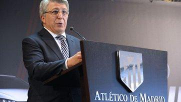Сересо: «Нынешний «Атлетико» обречен войти в историю»