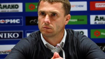 Руководство «Динамо» решило назначать Реброва главным тренером команды