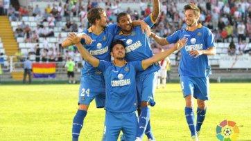 «Хетафе» выиграл в гостях у «Райо», сохранив прописку в Ла Лиге