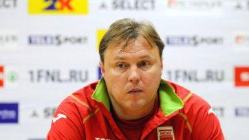 Колыванов: «Томь» умеет играть дома, не забегайте вперед»