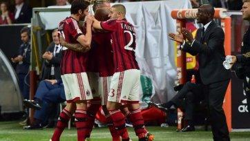 «Милан» обыгрывает «Сассуоло», однако, завершает сезон лишь восьмым