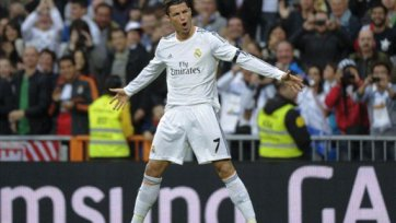 Роналду стал лучшим бомбардиром Ла Лиги