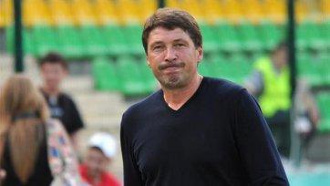 «Славутич» продлил Бакалова