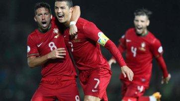 Стала известна окончательная заявка сборной Португалии на ЧМ-2014