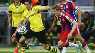 Роберт Левандовски: «Я перешел в «Баварию» из-за желания выигрывать трофеи»