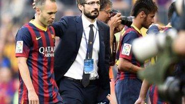 Андрес Иньеста: «Сезон окончен, и остался в прошлом»