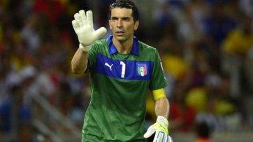 Буффон не считает Италию фаворитом чемпионата мира