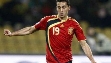 Арбелоа завершает выступления за сборную Испании