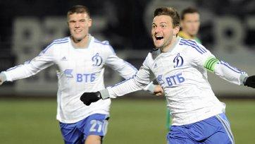 Летом московское «Динамо» усилится тремя-пятью футболистами