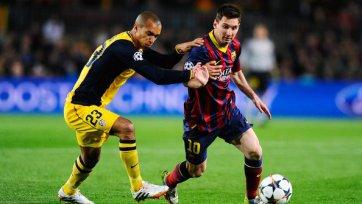 «Барселона» предложила 20 млн. евро за защитника «Атлетико»