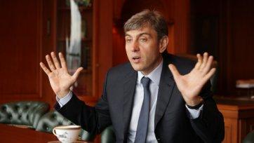 Галицкий: «В Европе хотим забраться, как можно дальше»