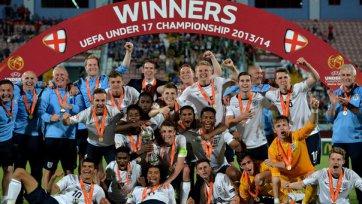 Англия – триумфатор Чемпионата Европы до 17-ти лет