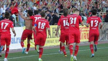 «Томь» побеждает, но покидает Премьер Лигу