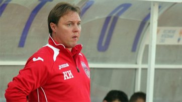 Игорь Колыванов: «Проиграли, но ребята выложились полностью»
