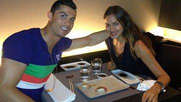 Ирина Шейк хочет замуж за Роналду и верит в победу «Реала» в ЛЧ