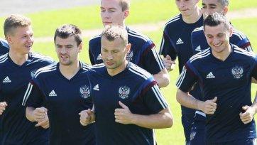 Сборная России готовится к чемпионату мира без Фабио Капелло