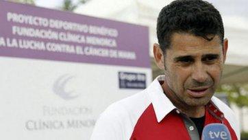 Фернандо Йерро: «Важно, чтобы футболисты не перегорели»