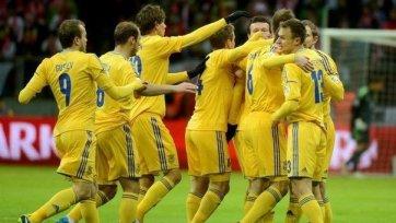 Украина в товарищеском матче обыграла Нигер