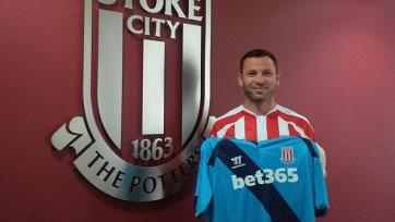 Бардсли стал игроком «Сток Сити»