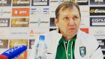 Баскаков: «Не стыдно за команду»