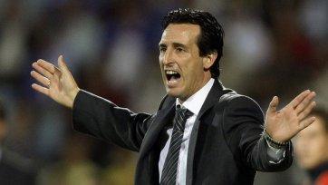 «Севилья» не собирается отпускать Эмери в «Милан»