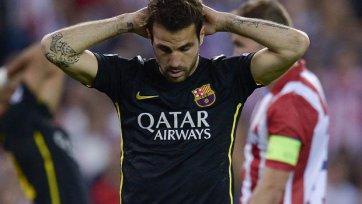 «Арсенал» готов выложить 35 миллионов за Фабрегаса
