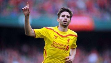 Фабио Борини надеется задержаться в «Ливерпуле»