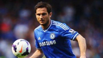 Фрэнк Лэмпард включен в список футболистов, которые покидают «Челси»