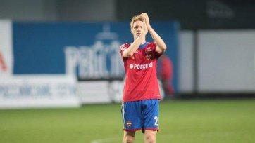Расмус Эльм остается в ЦСКА