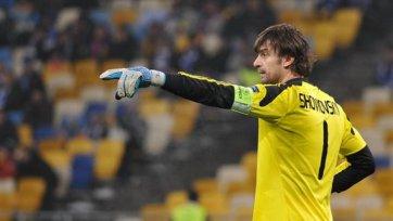 Официально: Шовковский остается в «Динамо» еще на сезон