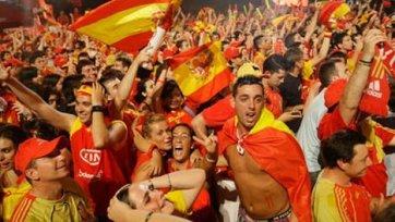 В Лиссабон уже прибыло более 70 тысяч болельщиков