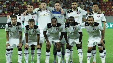 «Астра» выиграла Кубок Румынии