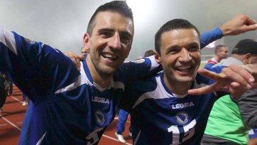 Салихович: «Босния будет бороться за выход в плей-офф»