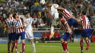 «Реал» - победитель Лиги чемпионов 2013/14
