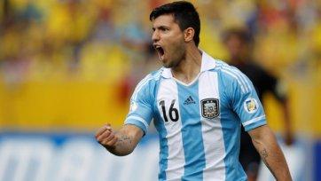 Серхио Агуэро: «Можем ли мы выиграть чемпионат мира? Почему бы нет?»