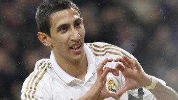 «Реал» наложил вето на трансфер Ди Марии