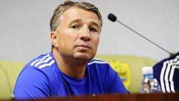 Петреску заявил, что нашел себе новый клуб