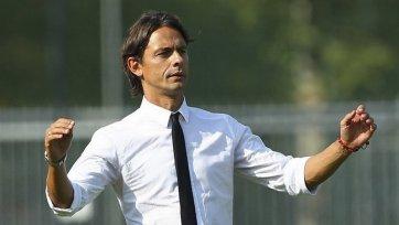 Индзаги сменит Зеедорфа на посту главного тренера «Милана»