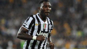 Асамоа надеется завершить карьеру в «Ювентусе»
