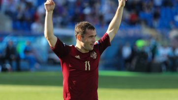 Первая «примерка» сборной России
