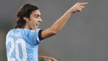 «Аталанта» договорилась о трансфере защитника «Лацио»