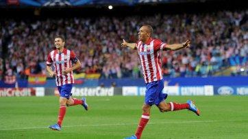 «Атлетико» готов продать Миранду за 30 млн. евро