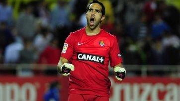 Клаудио Браво получит шанс проявить себя в «Барселоне»
