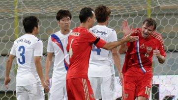 Сарычев: «Россия будет посолиднее Южной Кореи»