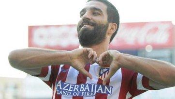 Арда Туран: «Здорово, что на футболках «Атлетико» написано «Азербайджан»
