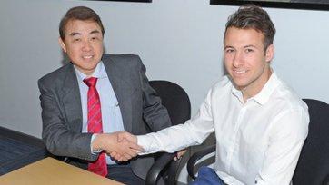 Официально: Ле Фондр стал игроком «Кардиффа»